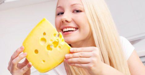твердый сыр защитит от кариеса