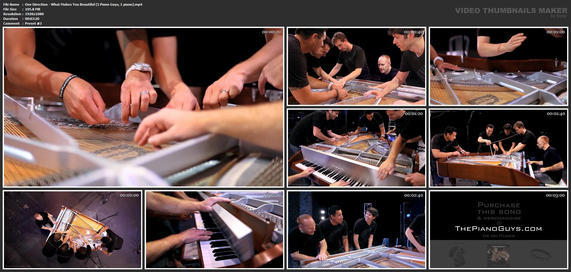Игра на рояле в 10 рук