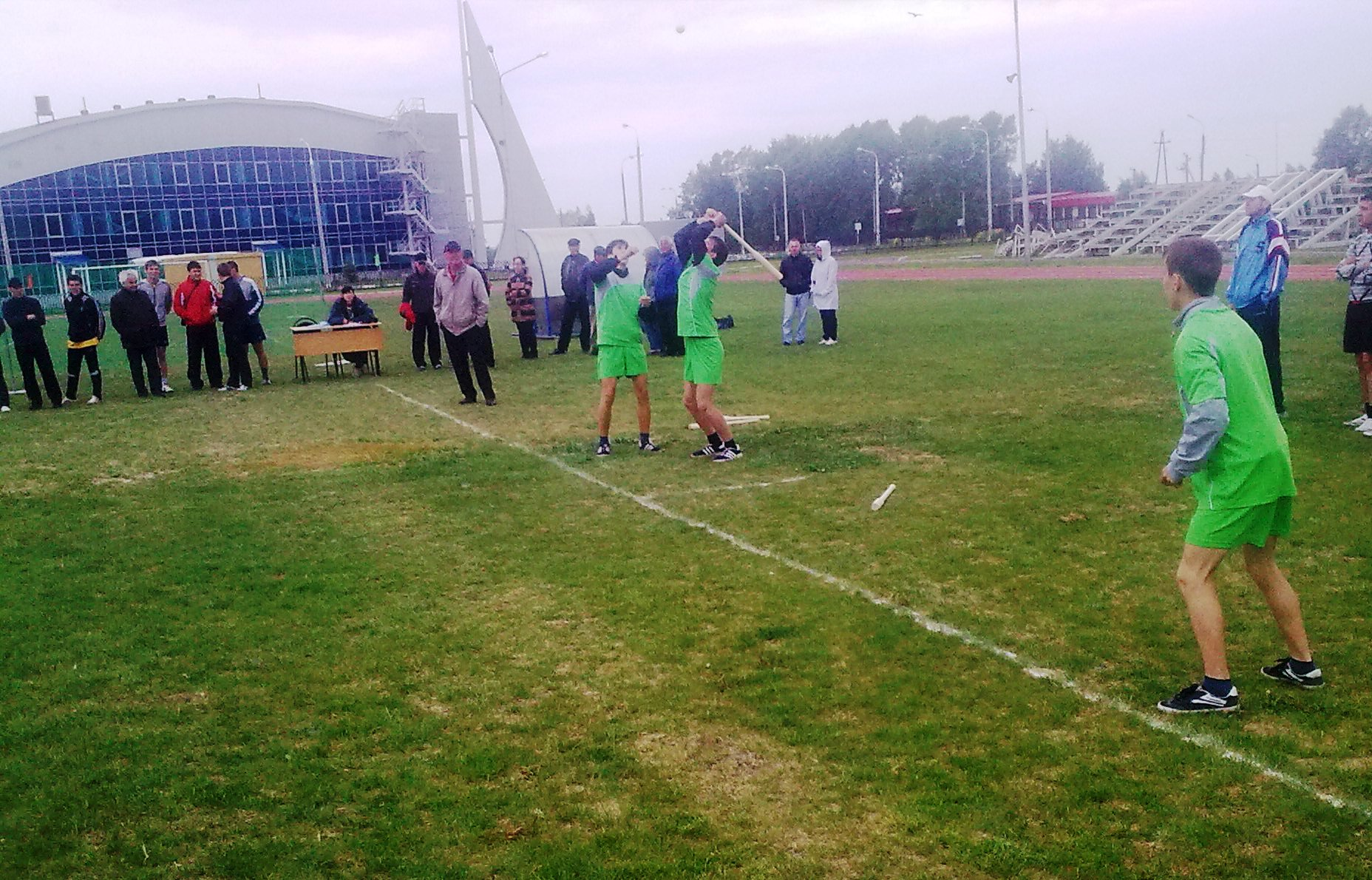 Румынский спорт «ойна»