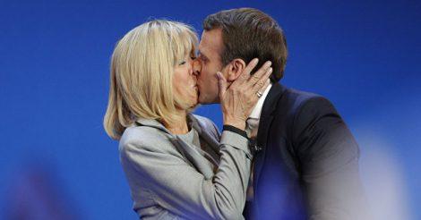 первая леди Франции