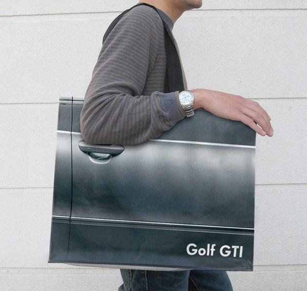 8. Почувствуй себя водителем нового Golf GTI