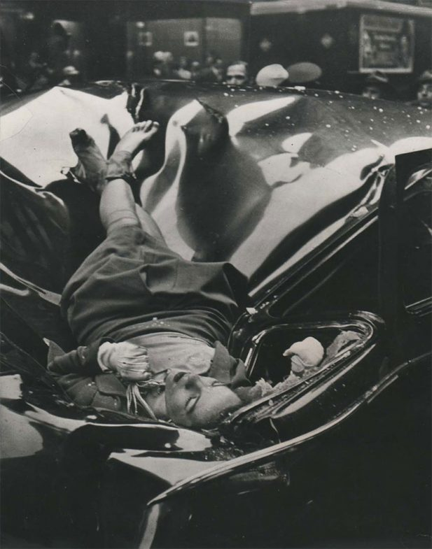#18 Самое красивое самоубийство: Эвелин Макхейл бросилась с Эмпайр-стейт-билдинг в 1947 году
