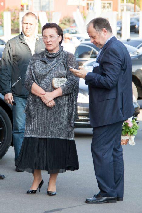 Жены самых богатых людей России