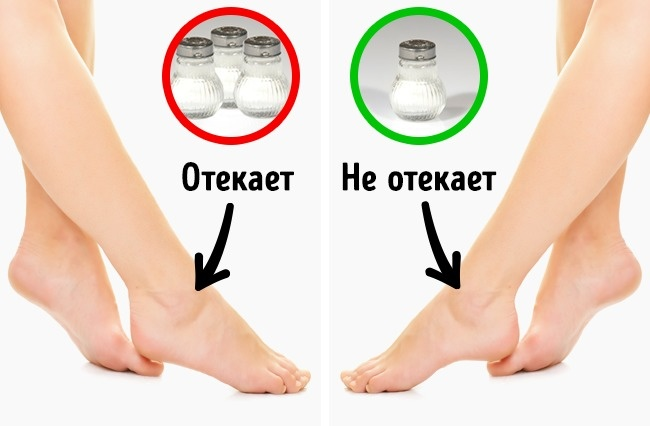 Переизбыток соли