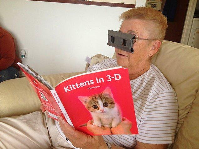 «Вот так развлекается моя бабуля»