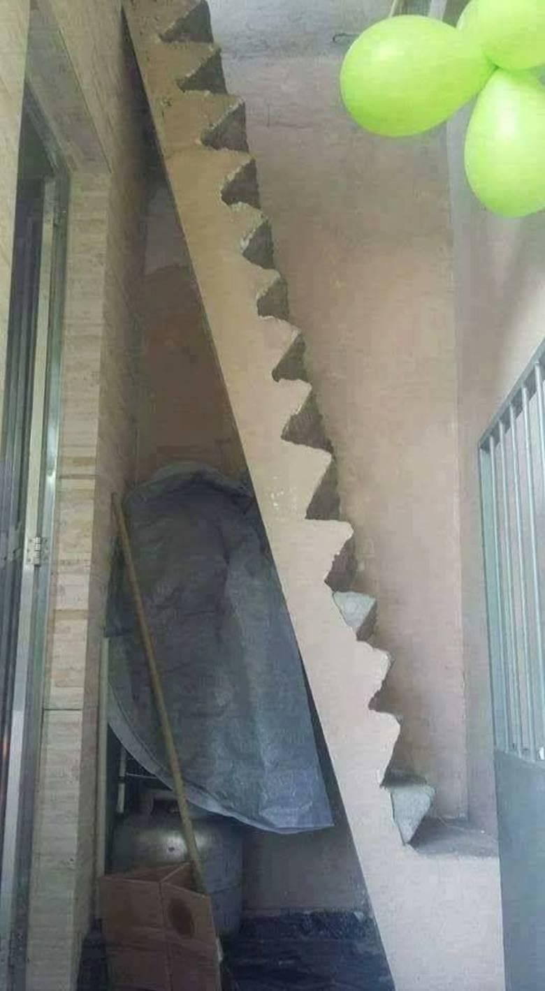 4. Пожалуй, я не хочу подниматься на второй этаж!