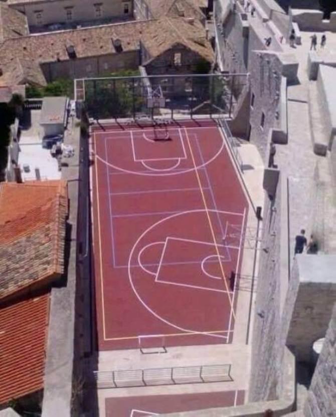 21. А вы когда-нибудь играли в абстрактный баскетбол?