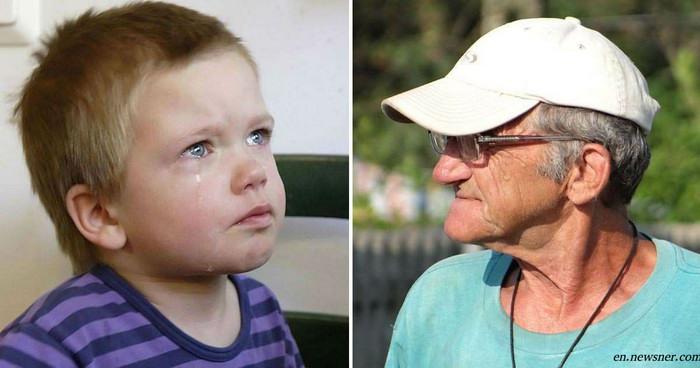 Балованный внук