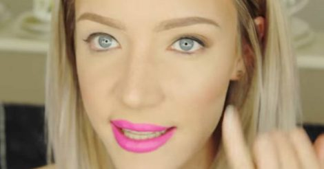 проблемы с макияжем