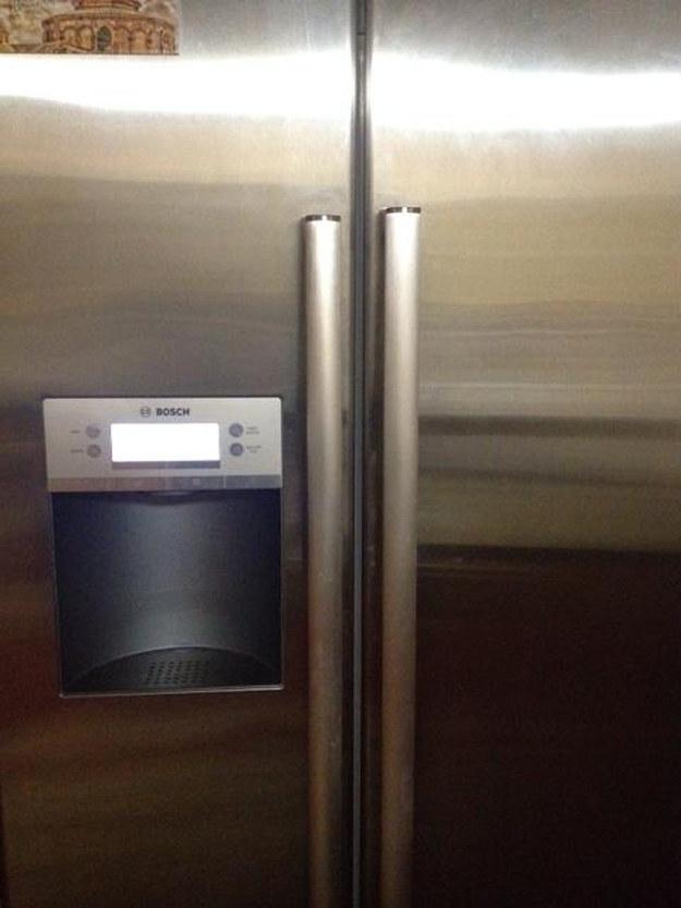 17. И кто сделал этот дурацкий холодильник?