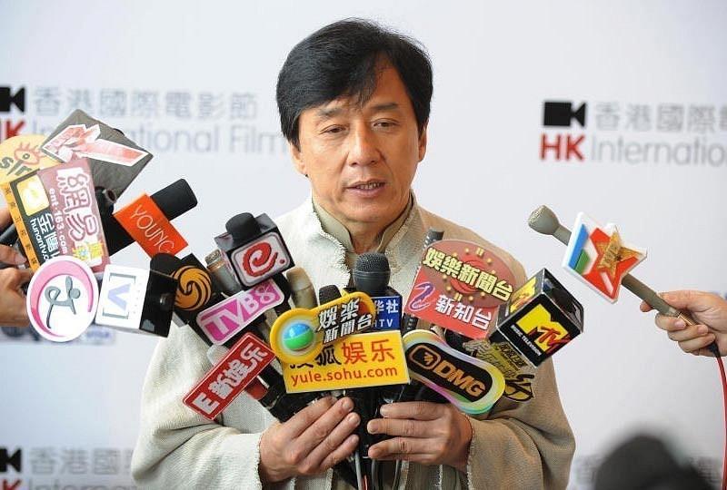 Джекки Чан — Чань Кунсун.