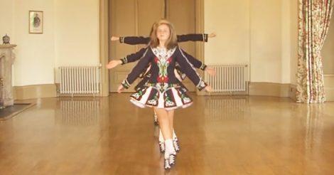 Невероятный танец