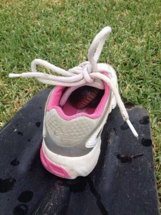 7. «Кажется, эти кроссовки больше не принадлежат мне…»