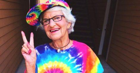 Моя бабуля