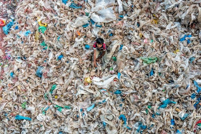 «Жизнь на мусоре». Автор фото: Сохель Парвез Хак.