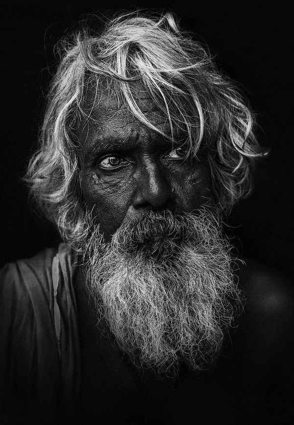 «Индийский монах». Автор фото: Мохаммед Альхайри.