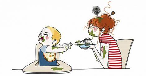 Жизнь молодой мамы