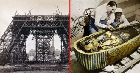 исторических снимков