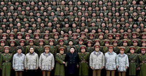 Режим в Северной Корее