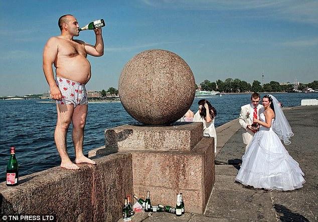 Тут уж никакого фотошопа, а суровая российская действительность.