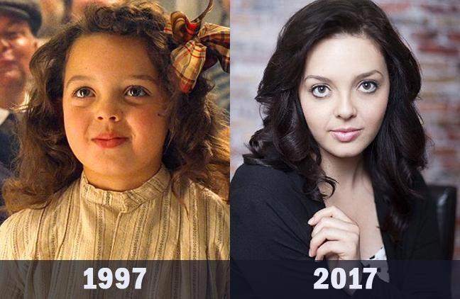 Малышка Александра Оуэнс — Кора Картмелл