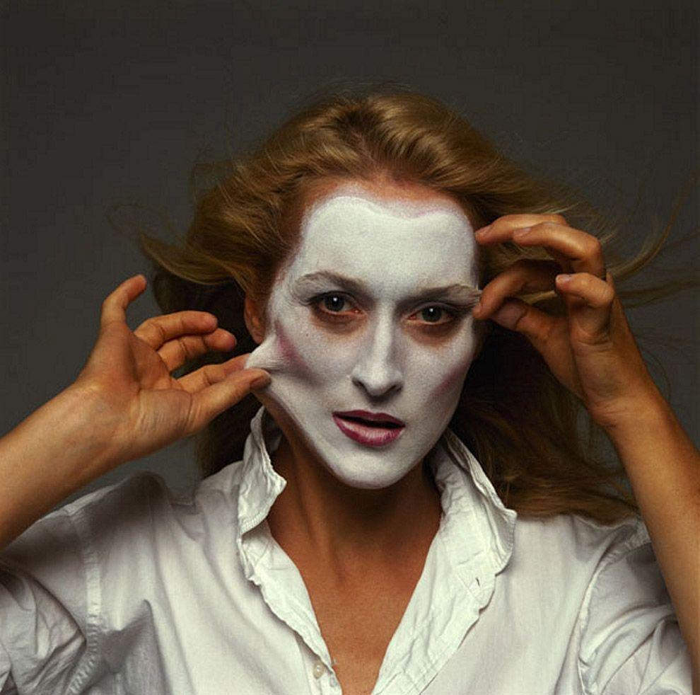 1. Актриса Мерил Стрип, 1981 год.