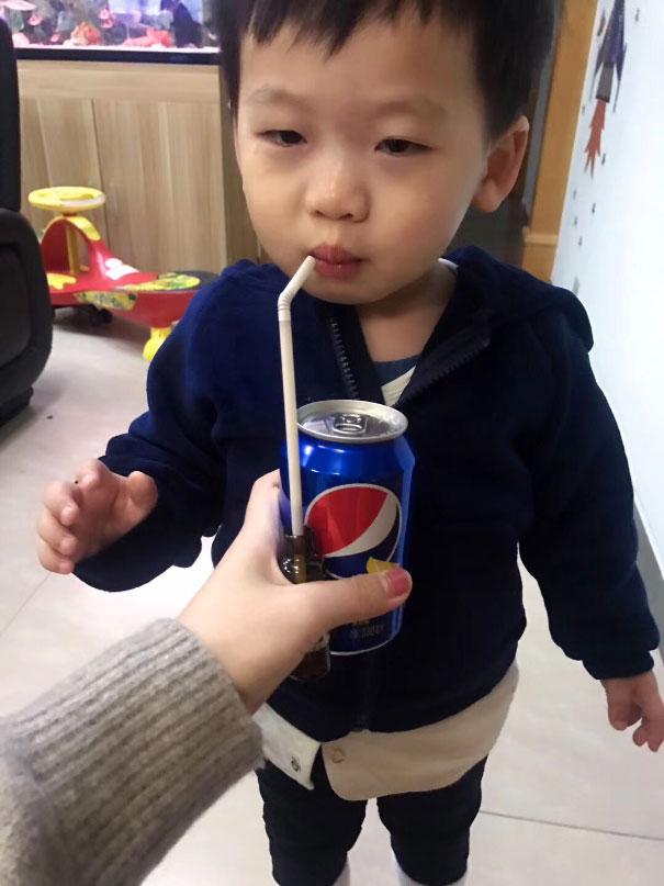 2. «Это не лекарство, это Пепси».