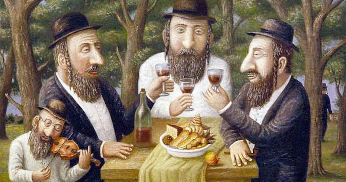 20 еврейских анекдотов. Посмеяться над собой это мудро!