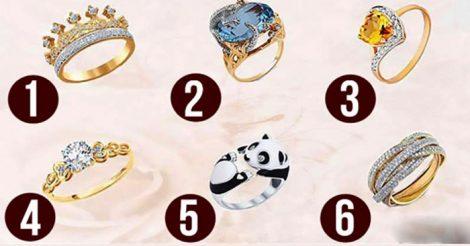 Какое кольцо