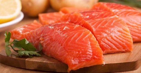 выбрать лосося