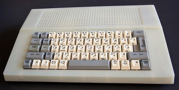 Персональные компьютеры для дома советские люди получили лишь в 80-х.