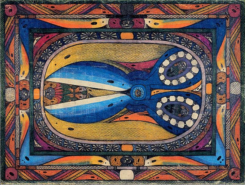 17. Неповторимый и колоссальный труд Вёльфли впервые показали в Европе и США в 1972 году, а в 1975-м все его произведения были переданы администрацией психиатрической клиники Музею изобразительных искусства в Берне.
