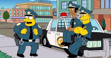 уловку из Симпсонов