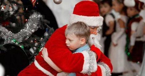 Дедом Морозом