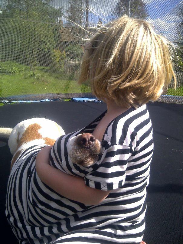 4. На самом деле дети любят животных