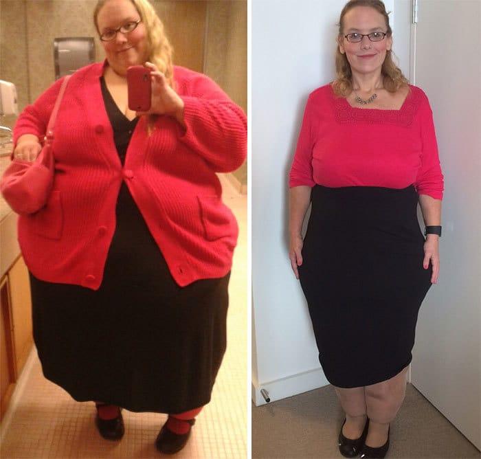 2. Разница в три года: 272 кг и 104 кг