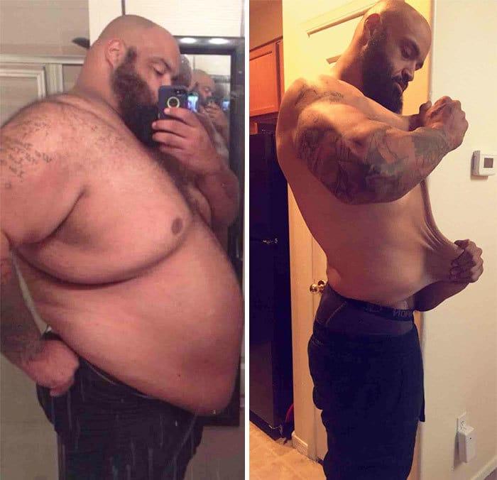11. Ему сказали, что он умрёт, если не потеряет вес