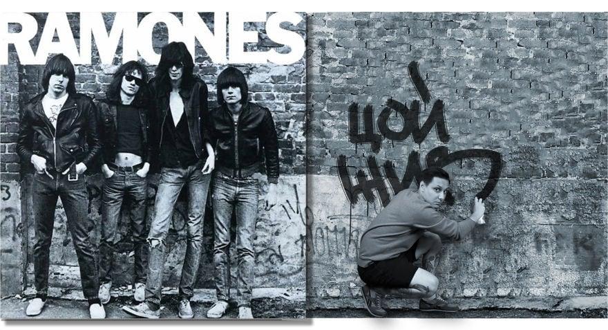 10. Ramones — Ramones (1976)