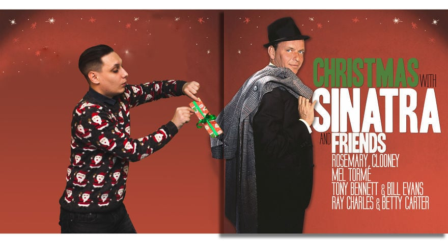 11. Фрэнк Синатра — Christmas With Sinatra & Friends (2009)