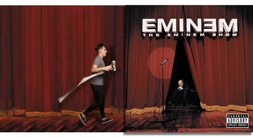 14. Эминем — The Eminem Show (2002)