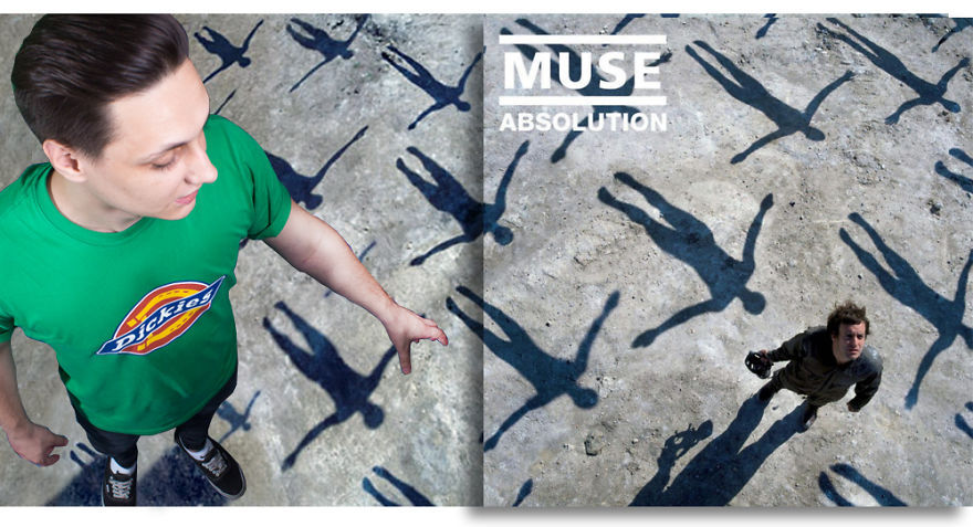 15. Muse — Absolution (2003)