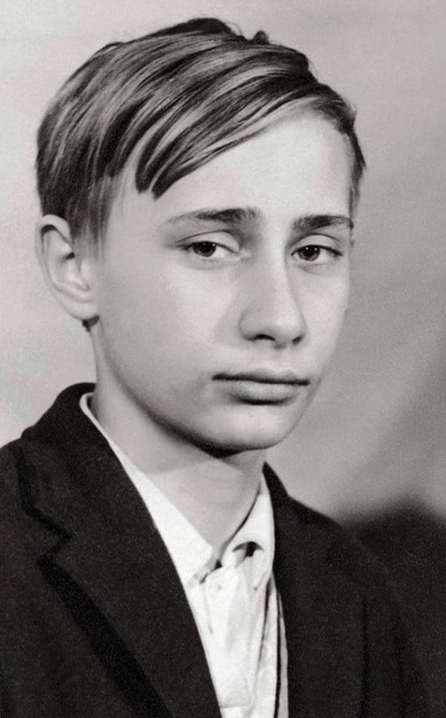4. Владимир Путин, 1966