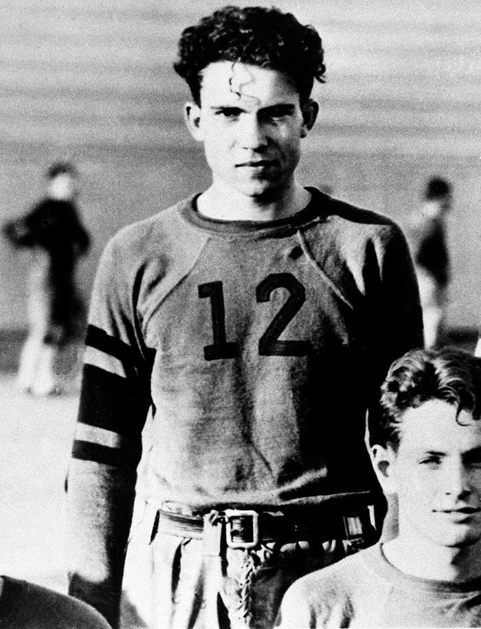 7. Ричард Никсон, Калифорния, 1930