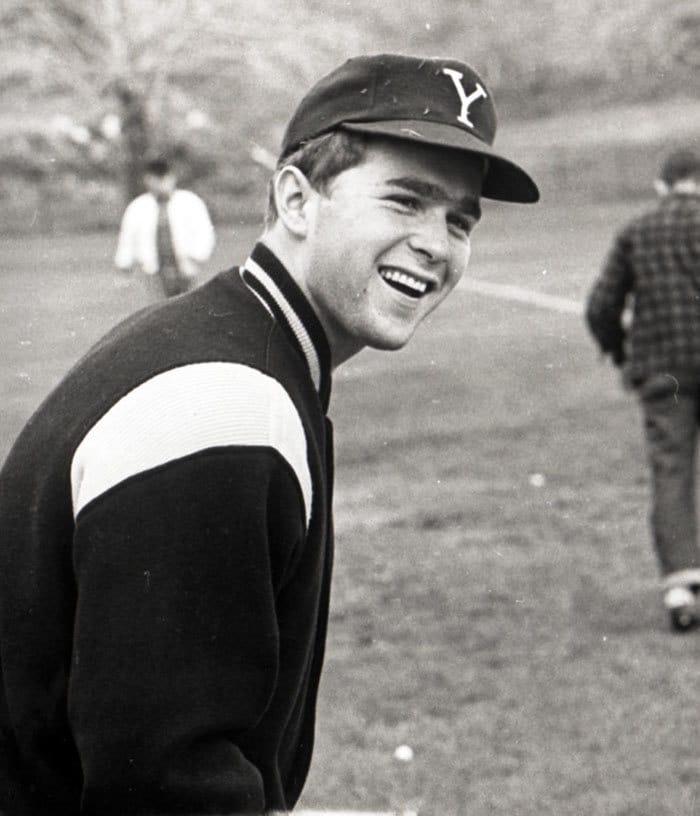 12. Джордж Буш, Калифорния, 1964-68
