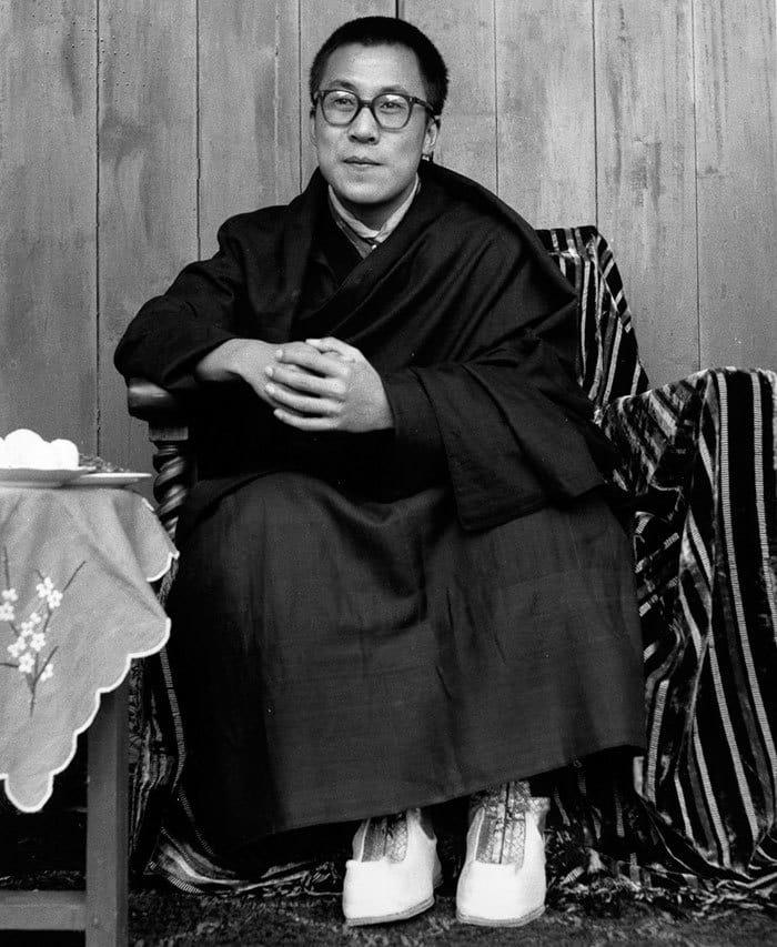 14. Молодой Далай-Лама