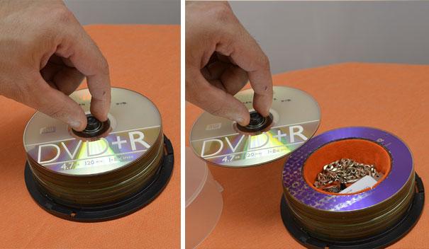 Кому придет в голову изучать стопку старых дисков?