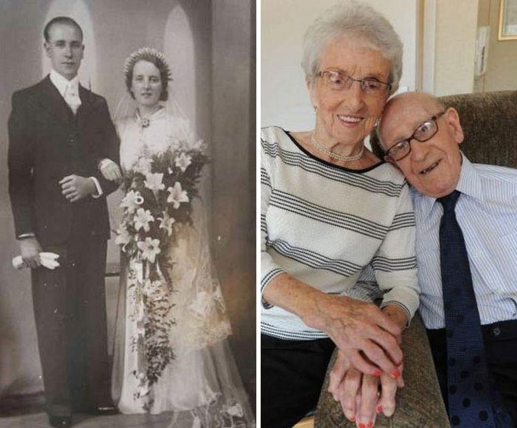 У них за плечами 75 лет брака