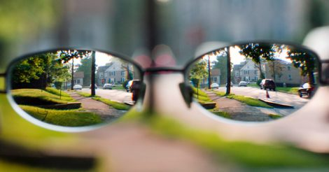 вернуть зрение