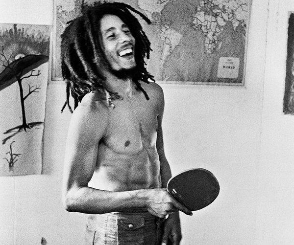 7. Боб Марли