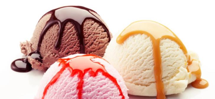 Такое аппетитное мороженое!